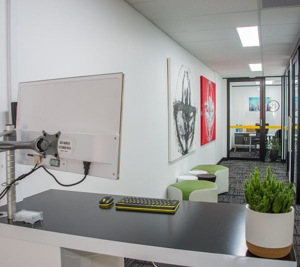 Anytime Offices Botany
